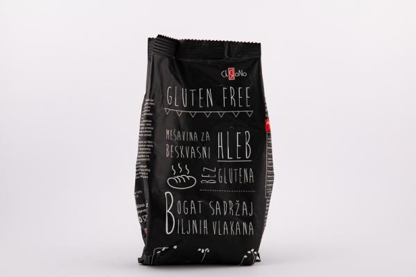 Mešavina za beskvasni hleb bez glutena 284g