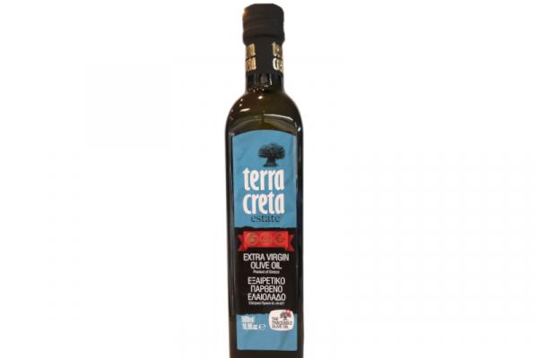 Ekstra devičansko maslinovo ulje Terra Creta 500ml