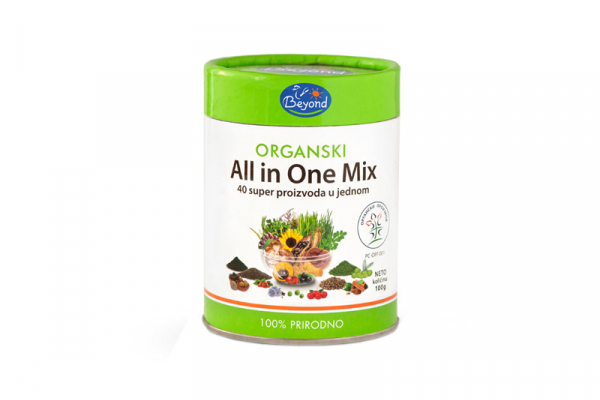 Organski All in One Mix 100g
