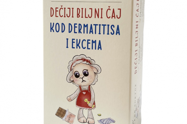 Dečiji čaj kod dermatitisa i ekcema 30g