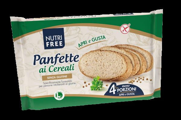 Specijalni hleb sa dodacima, bez glutena – Panfette ai Cereali 320g