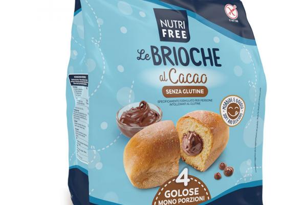 Pecivo sa kakao punjenjem - Le brioche all cacao 200g