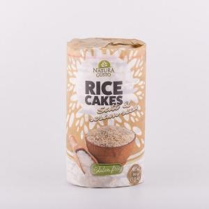 Rice cakes - susam i so