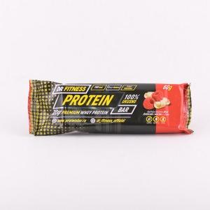 Proteinska čokolada sa belom čokoladom i malinom
