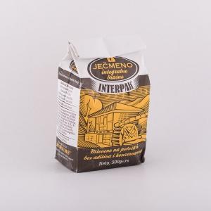 Ječmeno integralno brašno Interpak 0.5kg