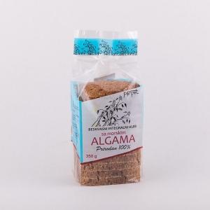 Beskvasni hleb sa algama 350gr