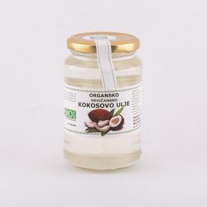 Organsko devičansko kokosovo ulje