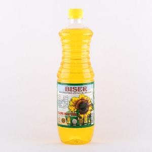 Hladno presovano nerafinisano jestivo biljno ulje od suncokreta
