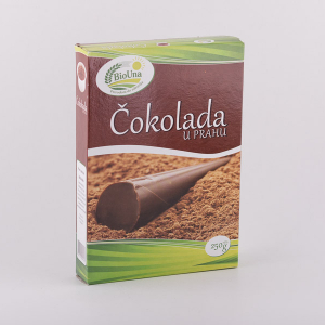 Čokolada u prahu 250g