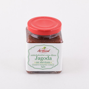 ART stevia džem jagoda