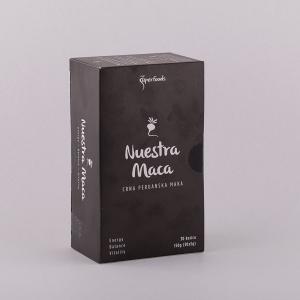 Crna peruanska maka Nuestra maka 150g (30x5g)