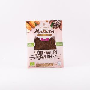 Just Superior keks kakao badem Mačkica