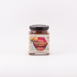 Voćni supermed sa 20% jagoda Just Superior 240g