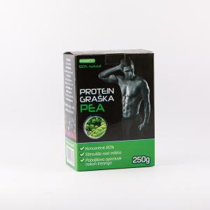 Protein graška 250g Macrobiotic
