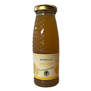 Sok od jabuke, limuna i mente 1l Marella