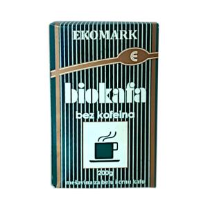 Biokafa bez kofeina 200g