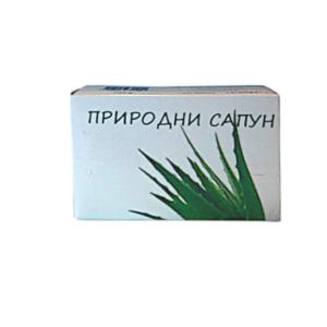 Prirodni sapun zeleni čaj aloja 100g