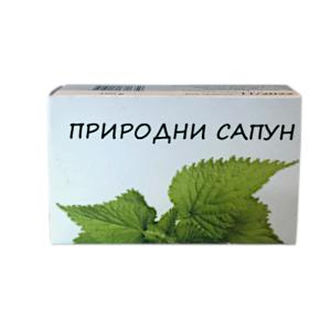 Prirodni sapun od koprive sa nanom za kosu 100g