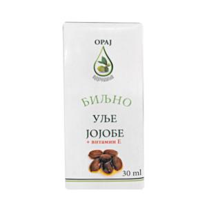 Biljno ulje jojobe i vitamin E 30ml