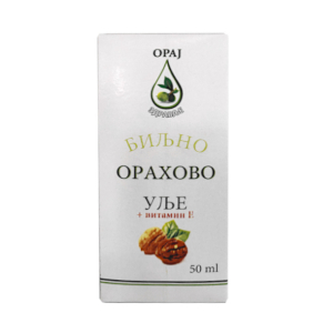 Orahovo ulje i vitamin E 50ml