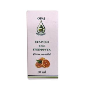 Etarsko ulje grejpfrut 10ml