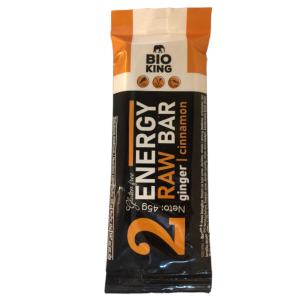 Energy bar đumbir i cimet 45g