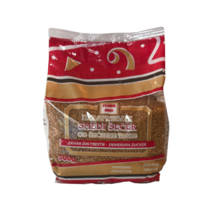 Nerafinisani smeđi šećer od šećerne trske