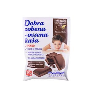 Dobra ovsena kaša sa čokoladom 65g