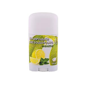 Prirodni dezodorans limun menta 40ml