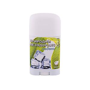 Prirodni dezodorans ledeni 50ml