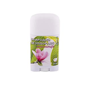 Prirodni dezodorans magnolija 40ml