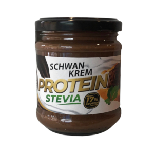 Proteinski krem sa stevijom Schwan 200g