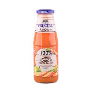 Sok mrkva 100% fructal 0.7l