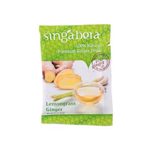 Đumbir napitak sa limunovom travom Singabera