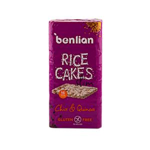Rice cakes slim chia i kinoa