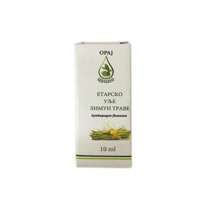 Etarsko ulje limun trava 10ml
