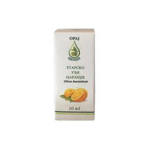 Etarsko ulje narandža 10ml