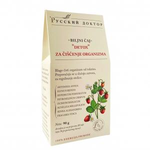 Čaj detox za čišćenje organizma 90g