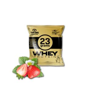 Whey protein jagoda bez šećera 30g TIM ING