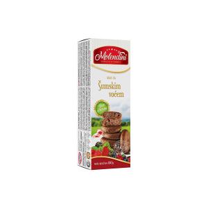 Bezglutenski keks sa šumskim voćem 180g Molendini