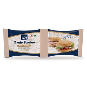 Gotovi pekarski proizvod bez glutena - Il mio panino 180g