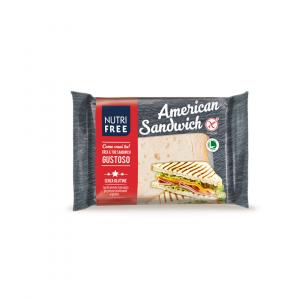 Gotov pekarski proizvod bez glutena - American sandwich 240g