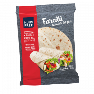 Bezglutenske tortilje Farcitu la scorta del gusto 120g