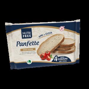 Specijalni hleb sa dodacima  bez glutena - Panfette  300g