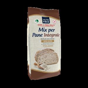 Gotova smeša za pekarske i druge proizvode bez glutena - Mix per pane integrale 1kg