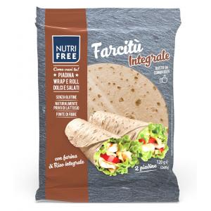 Bezglutenske tortilje sa  brašnom od smeđeg pirinča - Farcitu integrale 120g