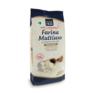 Mešavina za slatke i slane pekarske proizvode bez glutena - Farina multiuso 1kg