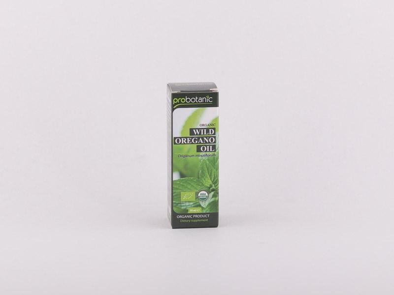 Organsko ulje divljeg origana
