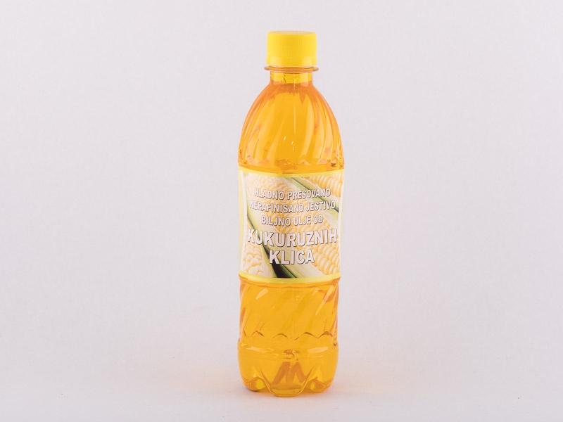 Biljno ulje od kukuruznih klica