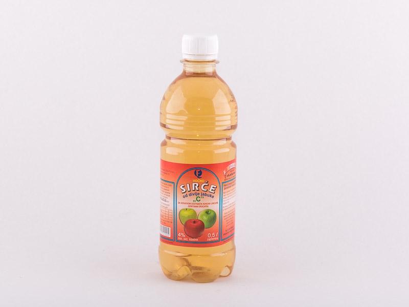 Sirće od divlje jabuke C 0,5l Ekofarm